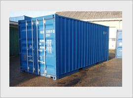 Nieuw zeecontainer 40 ft kopen