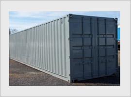 Gebruikte zeecontainer, 40 ft, B keus