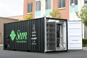 Datacenter-in-container
